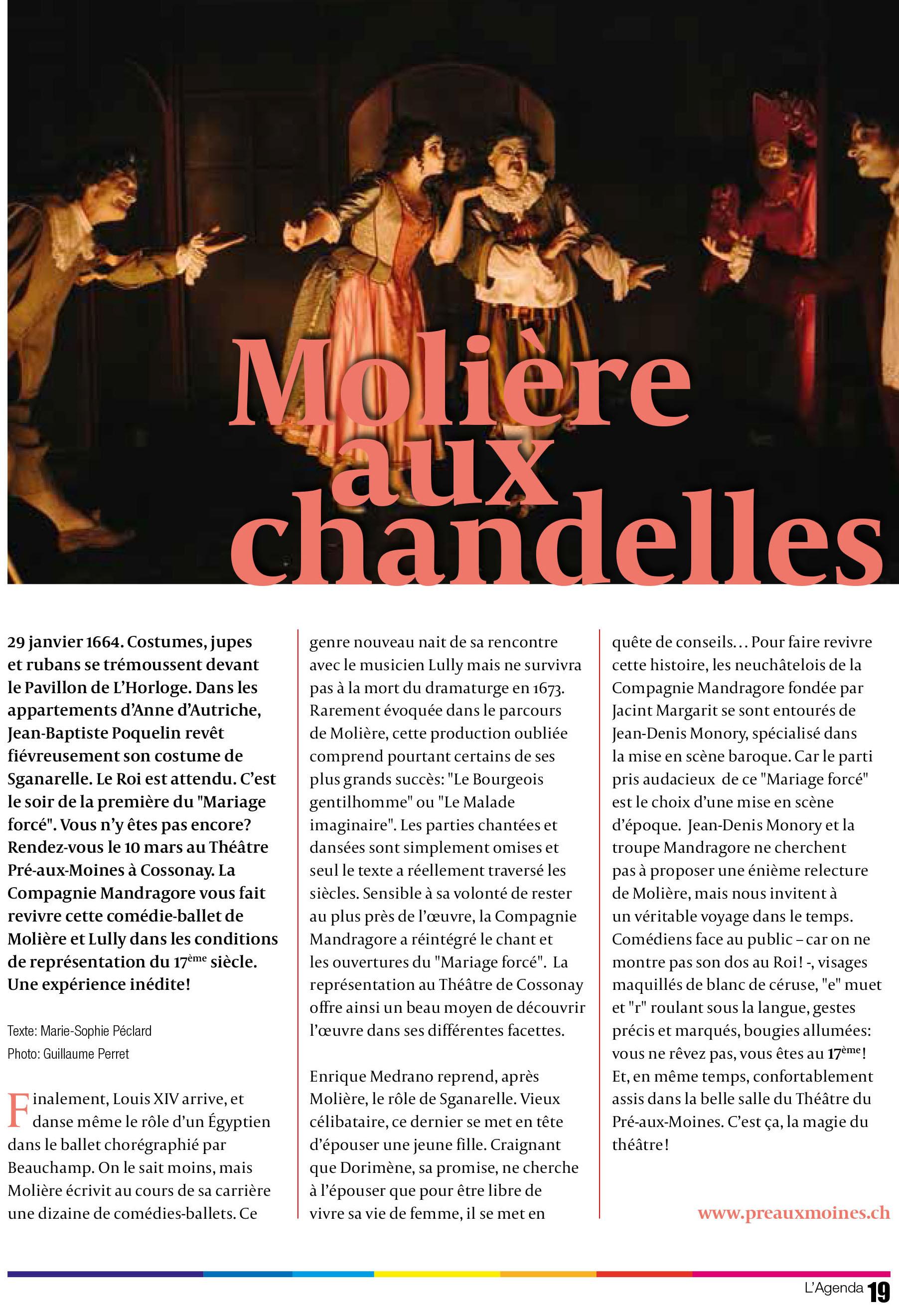 L'Agenda – La revue culturelle de l'Arc lémanique, No 67, 01.03.2017