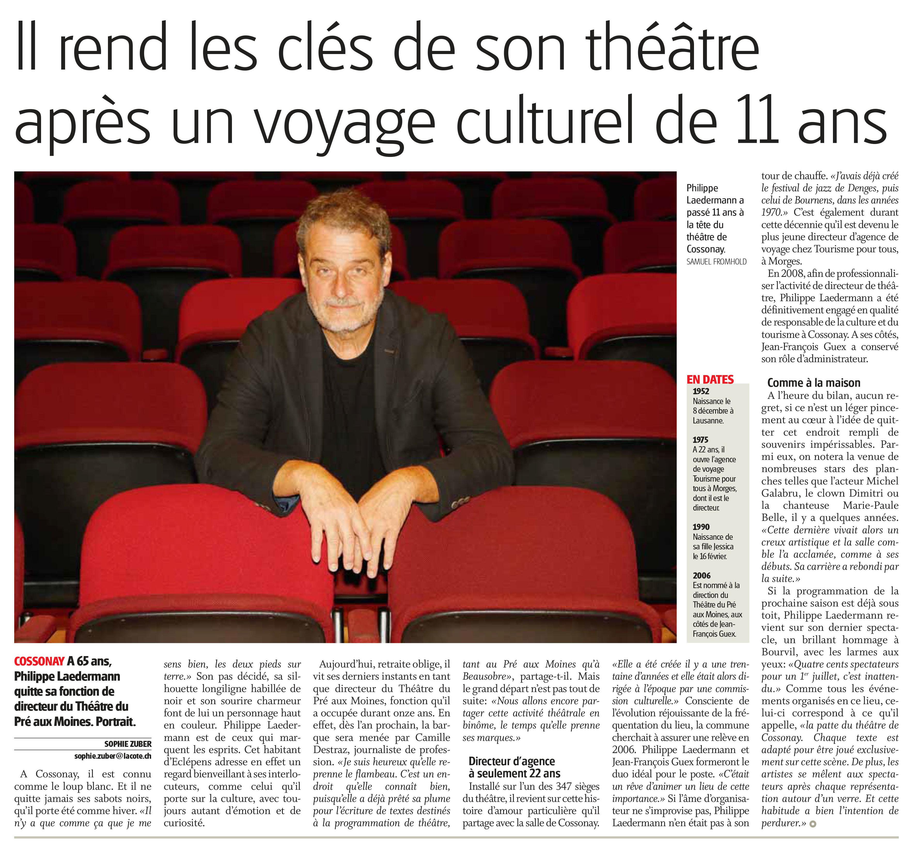 La Côte, 04.08.2017